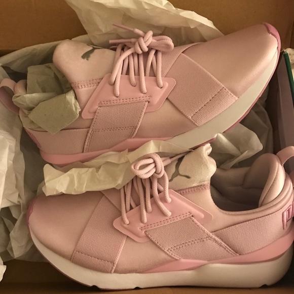 e158a1383 Puma Muse Satin II Women s Shoe